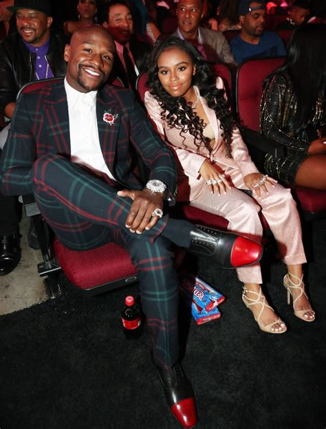 Floyd Mayweather's Daughter Arrested For Allegedly